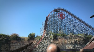 The Iron Rattler and a coaster full of its victims